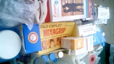 Les médicaments de la rue, un danger permanent à N'Djamena