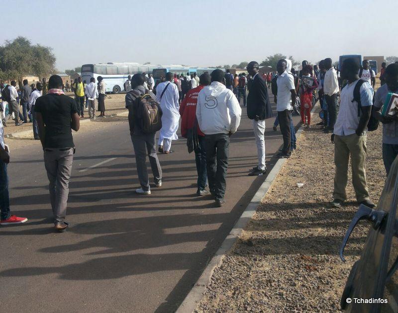 Tentative de manifestation : 39 étudiants arrêtés puis libérés par la police