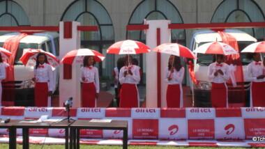 Airtel Tchad récompense les heureux gagnants du jeu concours Allons Seulement