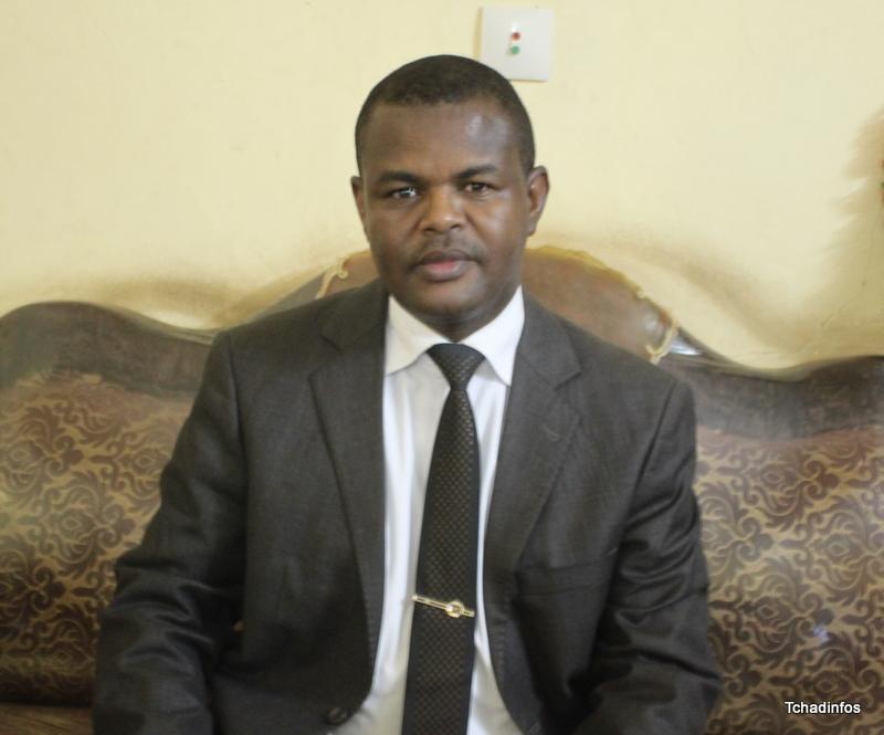 Tchad : KEBIR Mahamat Adoulaye, premier candidat indépendant déclaré à la présidentielle 2016