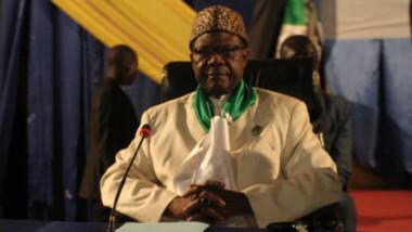 Présidentielle 2016 : Nouradine Delwa Kassiré KOUMAKOYE investi par son parti Viva RNDP