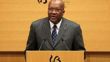 """Burkina/attaque terroriste : les 23 morts sont de 18 nationalités, un """"acte barbare"""" , selon le Président Kaboré"""