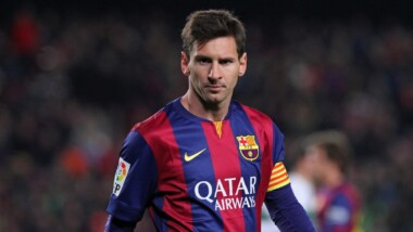 FIFA : Lionel Messi remporte le Ballon d'Or 2015