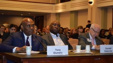 M. ELUMELU encourage le congrès des Etats-Unis à considérer l'adoption de la loi Electrify Africa