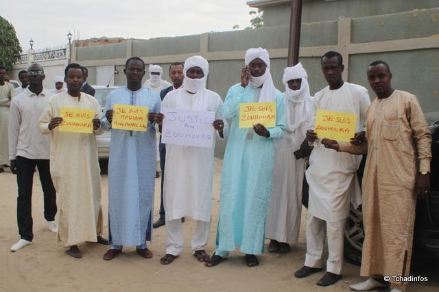 Tchad : les associations de droits de l'homme prennent en main le dossier Zouhoura