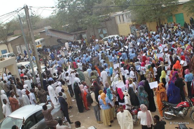 Tchad : les initiateurs de la marche du 25 avril convoqués au ministère de la sécurité publique