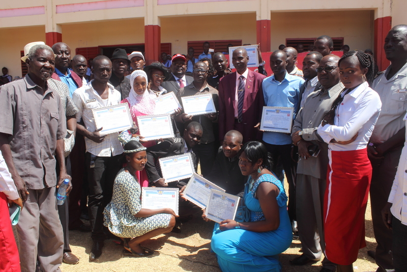 Airtel-Tchad/Formation 6 000 jeunes : 480 jeunes de Moundou déjà formés sur les 1 500