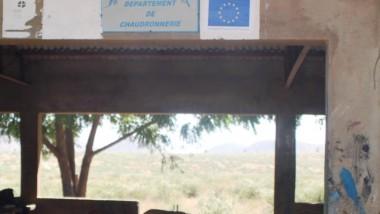 Humanitaire : le Centre Goz Tech forme des jeunes réfugiés à  Goz Beida à l'Est du Tchad.