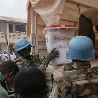 Centrafrique : la MINUSCA a un nouveau commandant