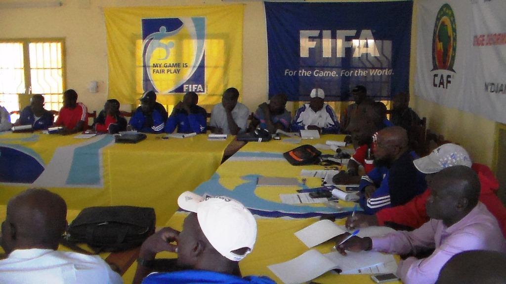 Un comité de crise est mis sur pieds pour sauver le football tchadien