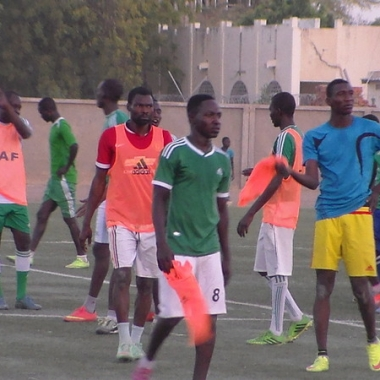 Football : As Coton-Tchad et Renaissance FC se préparent pour la Campagne africaine