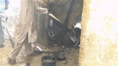 L'explosion d'une bouteille de gaz sème la panique  à Farcha Milezi
