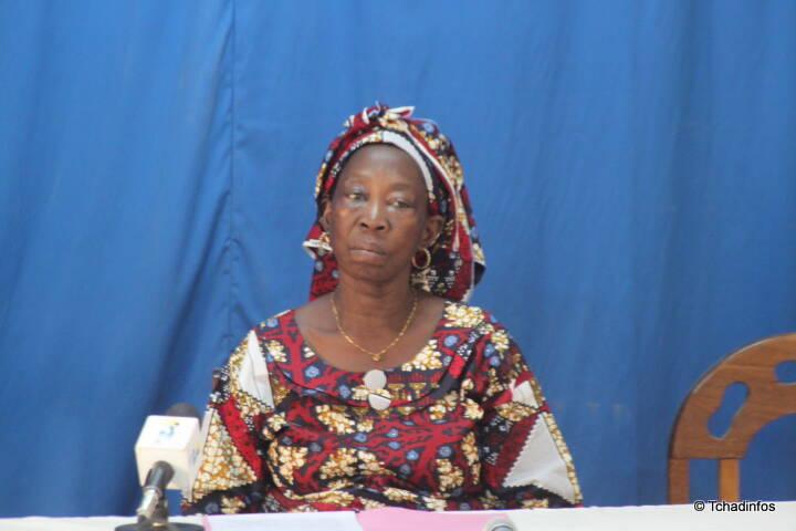 Présidentielle 2016 : « Je voudrais être retenue avant de demander la mise en disponibilité » dixit Mme Dorkaguem Marthe