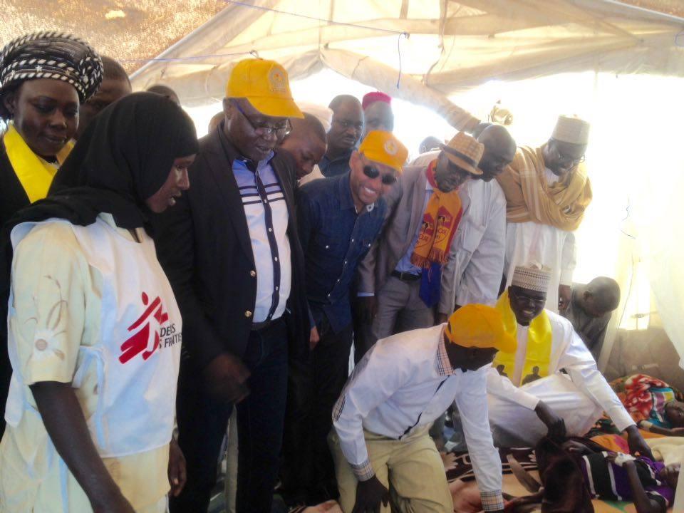 L'OPJ/MPS vole au secours des victimes de Boko Haram dans le Lac Tchad