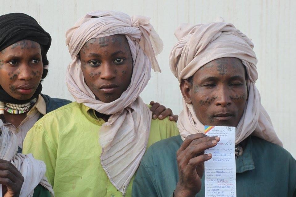 Les retournés tchadiens de la Centrafrique retrouvent leur identité