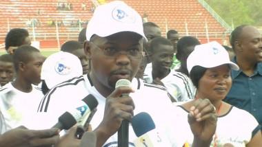 Sport : le ministre Bétel Miarom alloue des équipements sportifs  aux arrondissements de N'Djaména