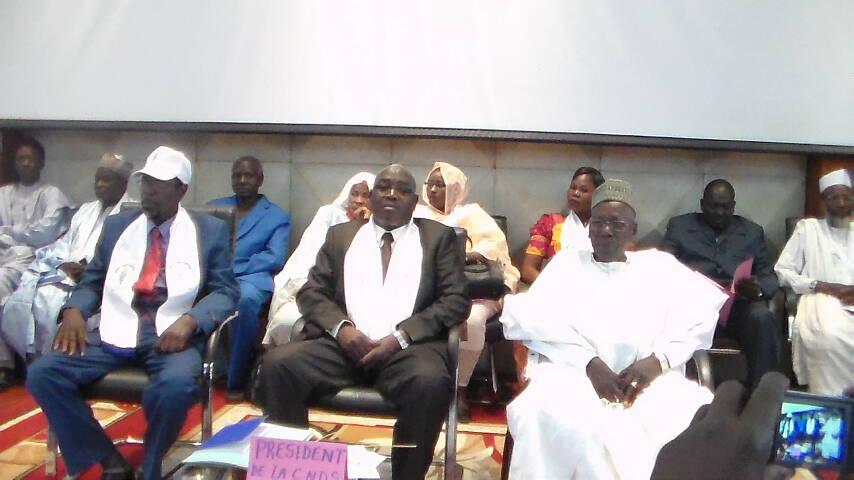 Présidentielle 2016 : la CNDS soutient la candidature d'Idriss Deby ITNO