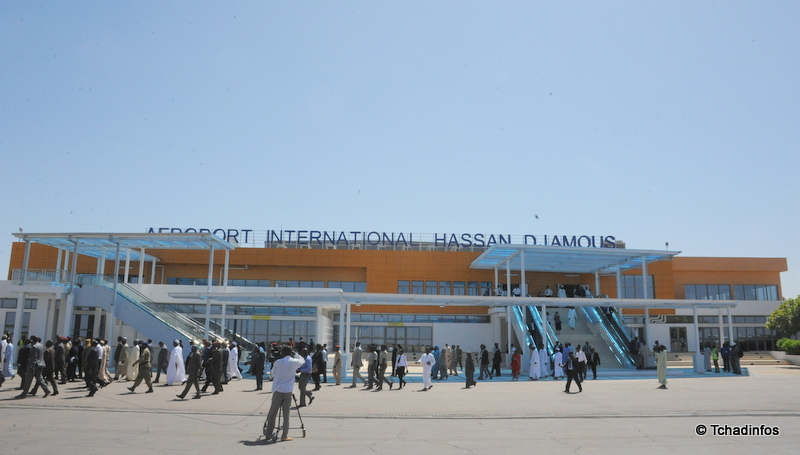 Nouvelle souche de Covid-19: l'Adac interdit l'entrée au Tchad, aux passagers en provenance d'Afrique du Sud et du Royaume-Uni