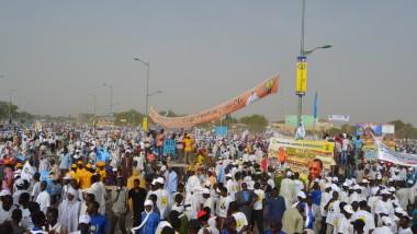 Tchad/présidentielle: la campagne démarre sur des chapeaux de roue