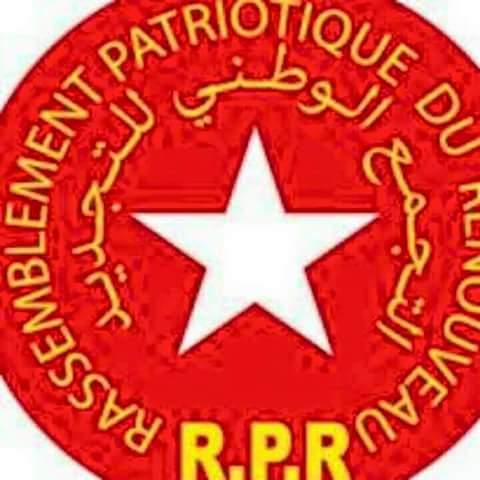 Politique : le RPR annonce l'arrestation de son président et trois autres membres du bureau