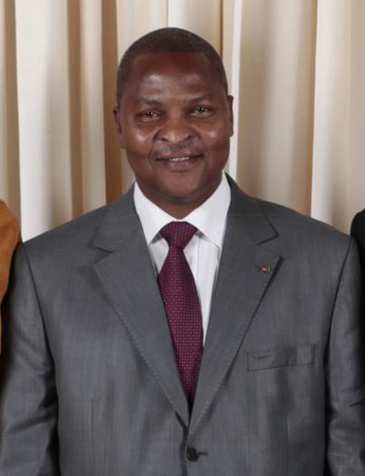 RCA: Faustin Archange Touadéra élu président centrafricain