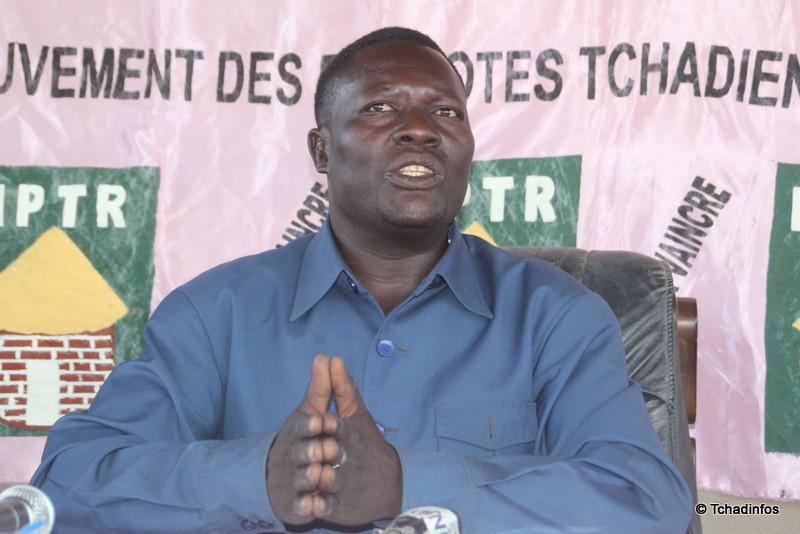 Brice Mbaimon Guedmbaye reconnait la victoire de Idriss Deby au 1er tour à la présidentielle