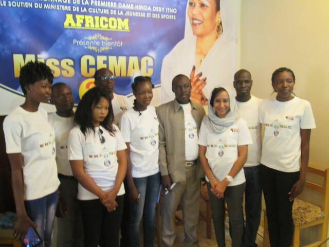 Miss CEMAC : la 2ème édition se tiendra en avril à N'Djamena