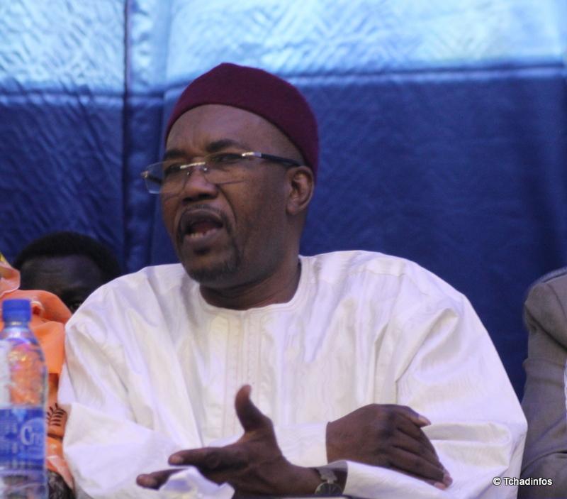 Politique : Mahamat Zen Bada désigné président du cadre national de dialogue politique