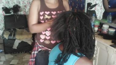 Véritable prolifération  des salons de coiffure à N'Djamena