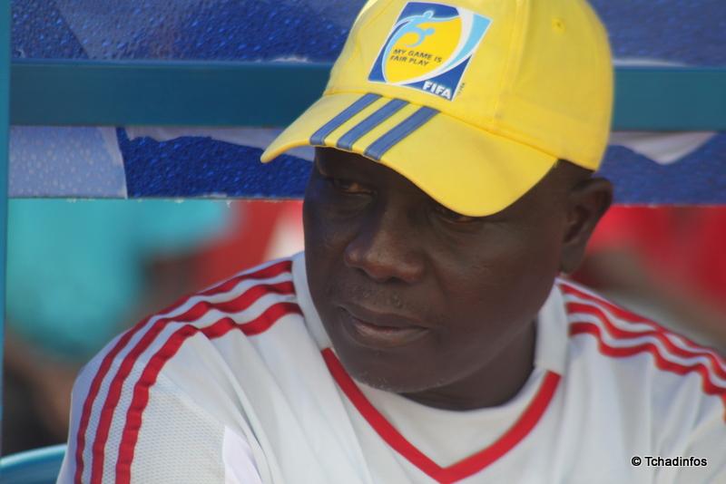SAO du Tchad : MODOU KOUTA sélectionneur national temporaire