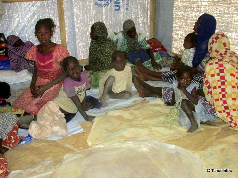 Le HCR enregistre plus de 65 millions de déplacés forcés