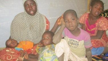 Humanitaire : les  sinistrés de Boko Haram dans le Lac mènent une vie précaire