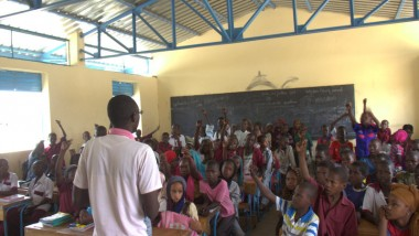 Au Tchad, une éducation de qualité pour plus d'un million d'enfants