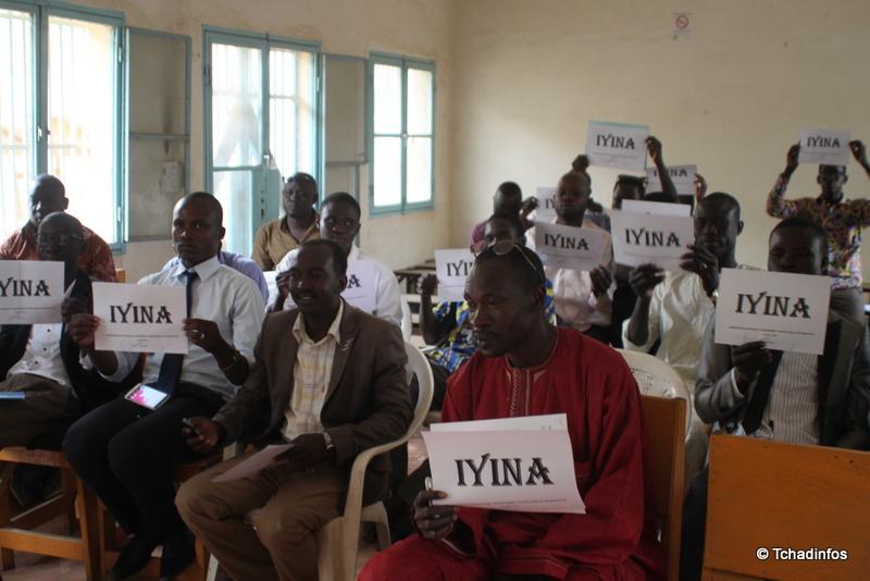Société : le Mouvement citoyen Iyina  annonce des manifestations à partir du 22 mars