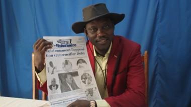 Tchad: Le journaliste Allahodoum Juda est placé sous mandat de dépôt