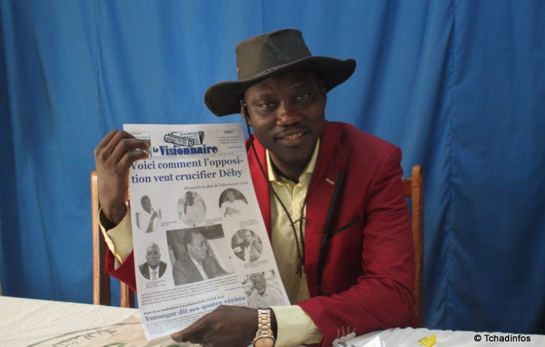 Média : un journal dénommé « Le Visionnaire » voit le jour