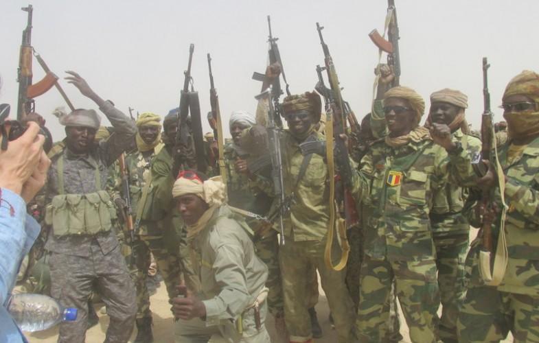 Sécurité : l'Armée tchadienne détruit une base de Boko-haram