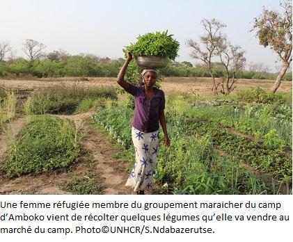 Société : autonomisation des femmes réfugiées contre dépendance humanitaire.