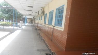 Société : les agents de l'Hôpital général de référence nationale en grève