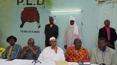 Tchad : un « Gouvernement national du salut public » en cas de victoire du candidat IDI au 1er tour préviennent les candidats opposés