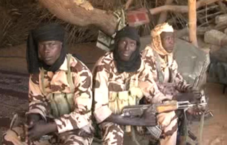 Tchad: 4 soldats donnés pour morts, retrouvés à Faya