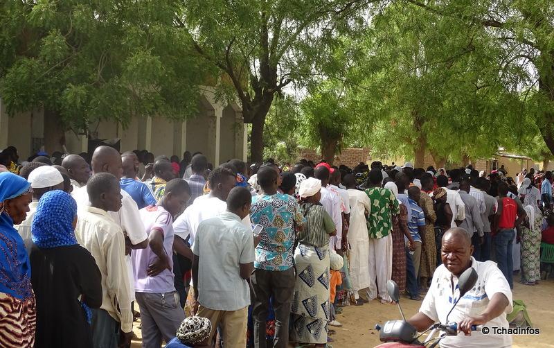 Présidentielle 2021 : plus de 7 millions de Tchadiens élisent leur président ce 11 avril