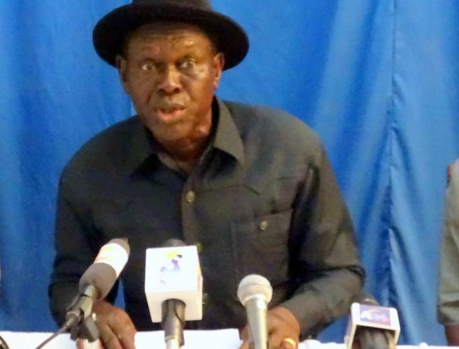 Laoukein Kourayo Médard : la ville de « Moundou est en danger »