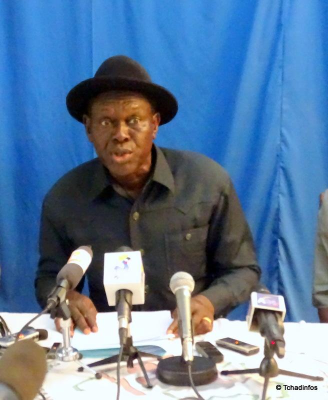Tchad : Laoukein Kourayo Médard libéré reste en prison