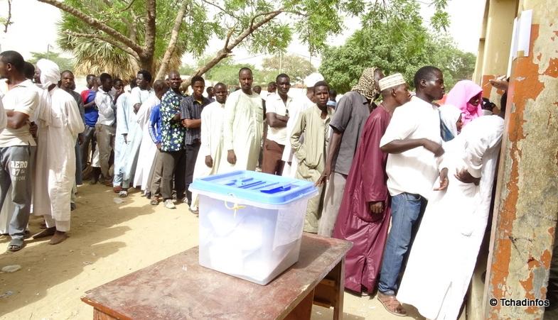 Tchad/Présidentielle: vive tension avant la proclamation des résultats provisoires