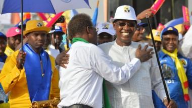 Campagne présidentielle : le nouvel allié au MPS Mahamat Yesko prend part au grand meeting du candidat de l'Alliance