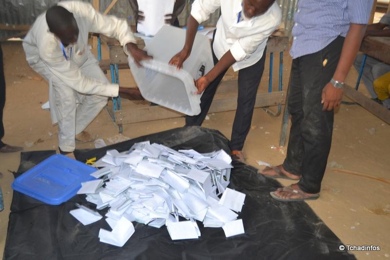 Tchad Présidentielle : le dépouillement du scrutin a commencé