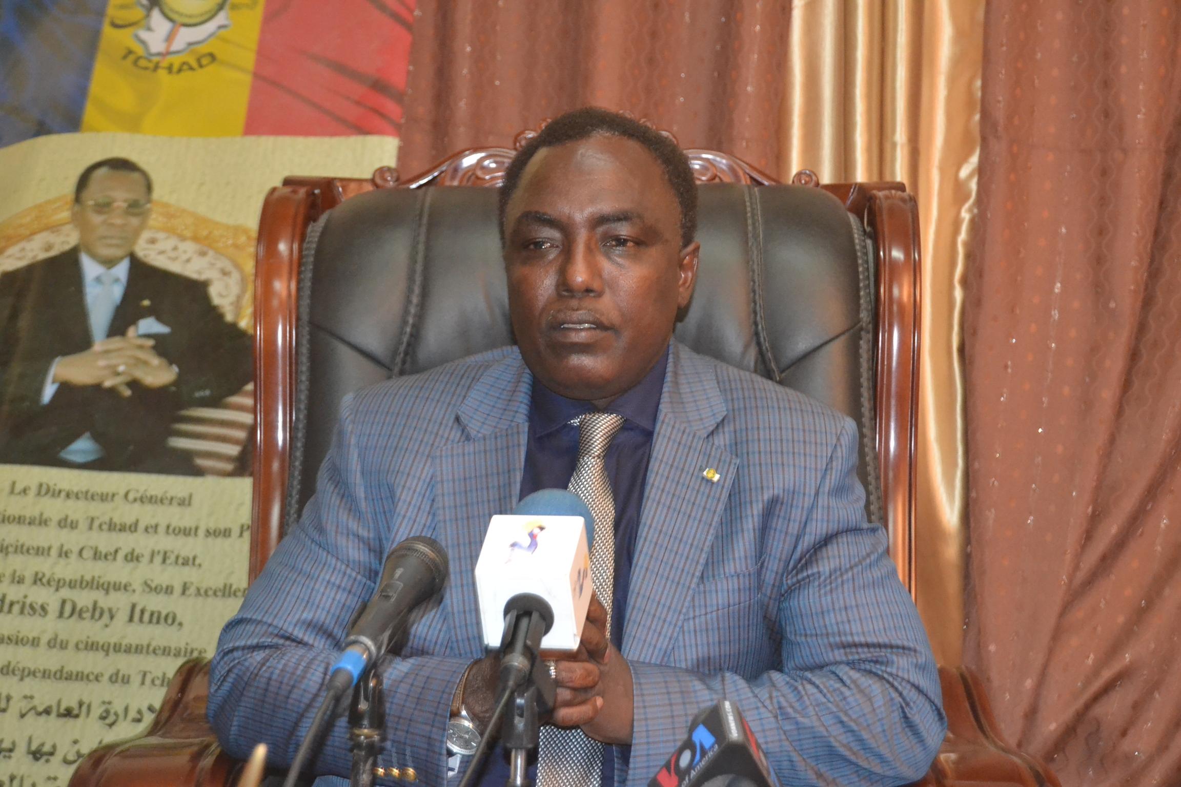 Élection Tchad : la Police appelle au respect des résultats de la CENI