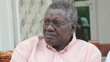 Gali Ngothé Gatta : « le président sortant n'a pas de base électorale »