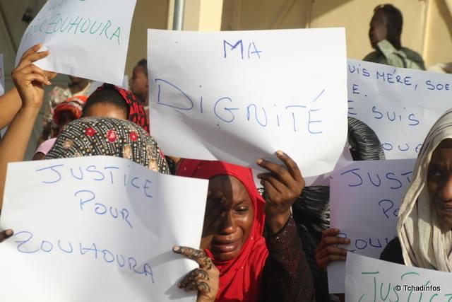 Tchad: l'affaire Zouhoura pourrait être jugée à la prochaine session criminelle
